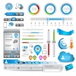 Infographic elements - Quality Set — Stockvector #18900101