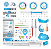 Infográfico elementos - conjunto de qualidade — Vetorial Stock