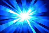 Abstrakt stjärna ljus bakgrund — Stockvektor