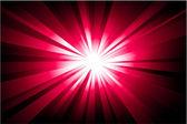 Abstact luz estrella — Vector de stock