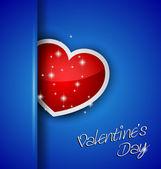 Elegant Valentine's Day background — Stockvektor