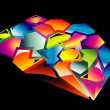 Abstract Graffiti - Imagen vectorial