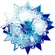 Royalty-Free Stock Imagen vectorial: Abstract Diamond