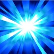 Abstract Star Light Background — Stockvectorbeeld