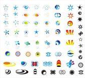 Logos Collection — Stock Vector
