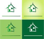 Real Estate Design Elements — Stockvektor