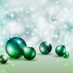 Elegant Merry Christmas background — Stock Vector