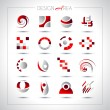 Set of design elements for your project — Stock Vector #31272621