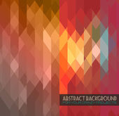 Disco klub flyer šablony. abstraktní pozadí — Stock vektor