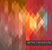 Modèle de flyer de discothèque. abstrait — Vecteur