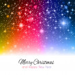2014 Christmas Colorful Background — Stock Vector #37194041