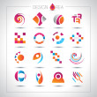 Set of design elements for your project — Stock Vector #49572259
