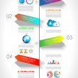 ������, ������: Social Media and Cloud Infographic background