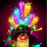 Birthday or Christmas Gift Card — Stock Vector #6721526