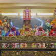 Stock Photo: Chinese Taoist Temple Altar with Gods Goddesses and Dieties