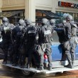 Stock Photo: Oregon State Trooper in Riot Gear