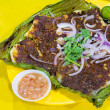 ������, ������: Stingray Fish with Sambal Chili Sauce
