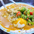 Malay Mee Rebus Dish — Stock Photo