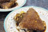 Malay Kueh Lopes Dessert Closeup — Stock Photo