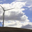 Wind Turbines Converting Kinetic Energy from the Wind into Mechanical Energy in Goldendale, Washington 1920x1080 — Stock Video