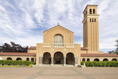 Mount Angel Abbey Oregon Front View — Stock Photo