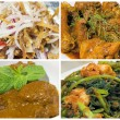 Stock Photo: NyonyPeranakFood Collage