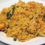 East Indian Biryani Rice Dish Closeup — Stock Photo #30831381
