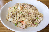 Yeung Chow Fried Rice — Stock Photo
