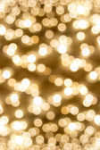 Old Theater Marquee Ceiling Blinking Lights Bokeh — Stock Photo