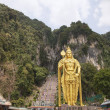 Stock Photo: Lord MurugStatue at Batu Caves