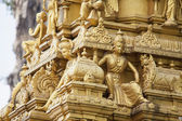 Sri Subramaniar Temple Exterior Closeup — Foto de Stock