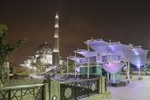 Putra Mosque at Night — Stock Photo