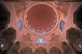 Putra Mosque Moorish Interior Dome Architecture — Stock Photo
