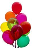 Colorful Festive Balloons — Stok fotoğraf
