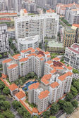 Luxury Condominiums Aerial View — Stock Photo