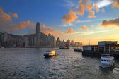Hong Kong Kowloon Ferry Pier — ストック写真
