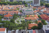 Kampong Glam in Singapore — Stock Photo
