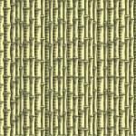 Bamboo seamless wallpaper (vector, CMYK) — Stock Vector #20804991