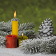 candle — Stock Photo #12526157