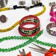 Fashion jewellery — Stockfoto