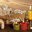 Gingerbread - Stockfoto