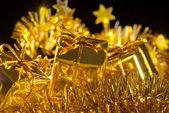 świąteczny prezent — Zdjęcie stockowe