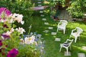 Garden — Stok fotoğraf