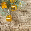 Christmas decoration — Stock Photo #13995815