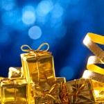 Christmas box — Stock Photo #14034841