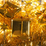 Christmas box — Stock Photo #14827055