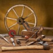 Old tools — Stock Photo #14871937