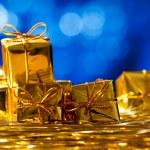 Christmas box — Stock Photo #15783901