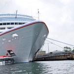 Cruise boat — Stock Photo