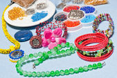 Fashion jewelery — Stock Photo
